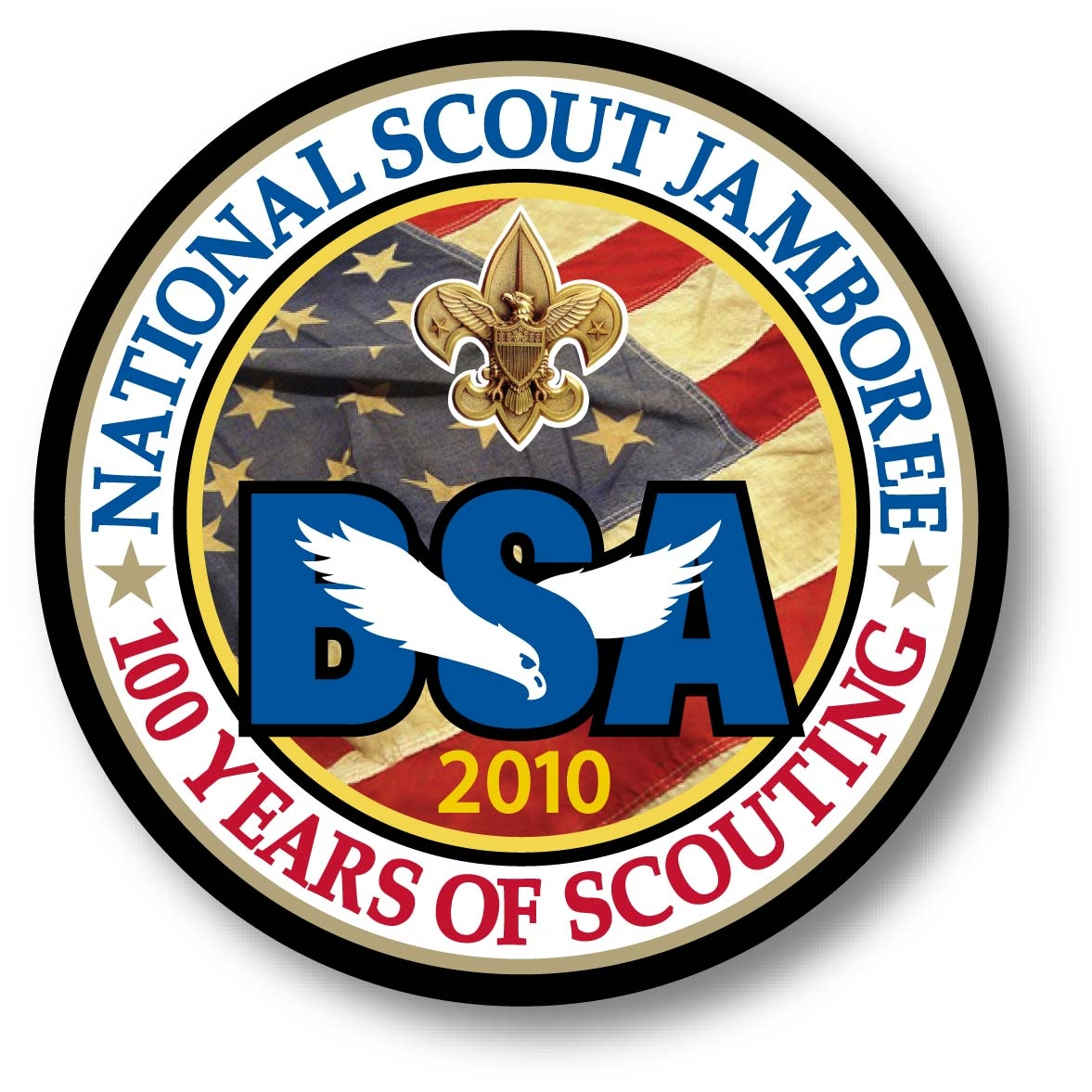 National Scout Jamboree Boy Scouts of America